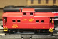 CHICAGO &NORTH WESTERN  NE-STYLE Caboose, METAL WHEELS RTR HO WALTHERS MAINLINE