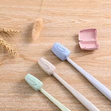 4pcs/Set Portable Travel Toothbrush Cover Wash Brush Cap Case Box_Fu