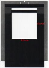 Film holder for Imacon Flextight scanners, aperture size 82 x 85mm
