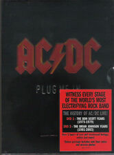 AC/DC - Plug me in - 2DVD sigillato