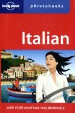 NEW - Lonely Planet Italian Phrasebook by Lonely Planet