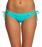 Body Glove Smoothies Tie Side Mia Mint Swim Bottom Bikini 7121 Size Medium