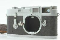 """Near Mint"" Leica M3 Double Stroke 35mm Rangefinder Film Camera Body JAPAN #1140"