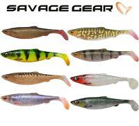 Savage Gear 4D Herring Shad 9/11/16/19/25cm Sizes Lure Fishing Soft Bait Bulk UL