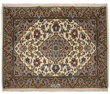 Tapis beige persane/orientale traditionnelle pour la salle de bain