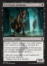 MTG Magic KTK - (4x) Shambling Attendants/Serviteurs titubants, French/VF