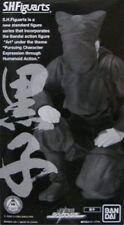 BANDAI S.H.Figuarts Samurai Sentai Shinkenger KUROKO PVC Pre-Painted