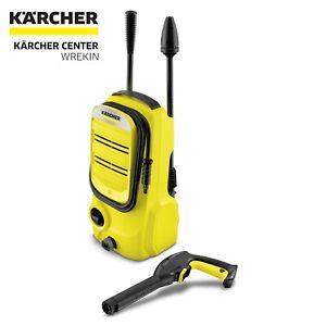 Karcher K2 Compact Pressure Washer car wash Power Jet Wash 1.673-501.0