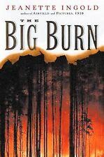 The Big Burn - Ingold, Jeanette - Paperback