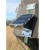 Boss Buck 12V Universal Solar Panel Pre-assembled with Mounting Bracket BB-7912