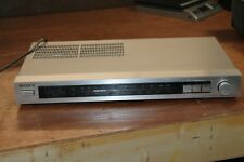 SONY ST-JX2 AM FM Stereo Tuner