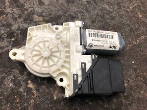 VW GOLF MK6 2.0TDI NEARSIDE LEFT REAR ELECTRIC WINDOW MOTOR 1K0959703AL 08-12