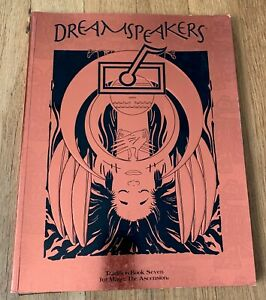 Mage: The Ascension Dreamspeakers Tradition Book