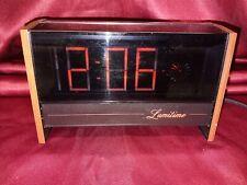 Lumitime C-21 Vintage Very Rare Clock