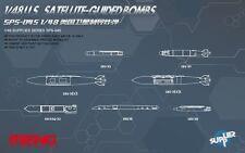 Meng Model SPS-045 1/48 U.S. Satellite-Guided Bombs