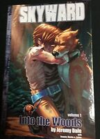 SKYWARD vol 1 Into the Woods - Action Lab Comics - TPB trade paperback