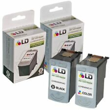 LD © Reman Canon PG-40 and CL-41 Set of 2 Ink Cartridges