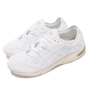 Asics GEL-Kayano 5.1 White Ivory Men Vintage Casual Lifestyle Shoes 1191A098-100