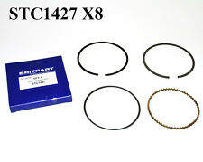 LAND ROVER DEFENDER, DISCOVERY 1 & 2 AND RANGE ROVER P38 PISTON RING SET OF 8