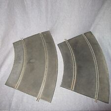 293D Lot Scalextric C/MM/T21 Slot Rail Courbe
