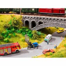 More details for noch fire brigade in action sound scene ho gauge scenics 12842
