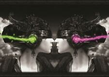 GIGER LESBIANS GOTH GOTHIC PRINT ART POSTER PICTURE A3 SIZE GZ1595