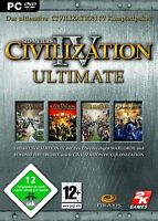 Sid Meier's Civilization IV 4 Ultimate Warlords Beyond the Sword Colonization