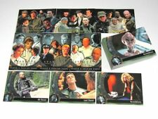 Stargate Sci-Fi Collectable Trading Cards