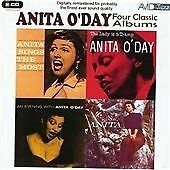 Four Classic Albums: Anita Sings the Most/the Lady Is a Tramp/An Evening With An