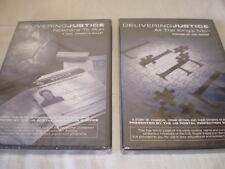 DVD's: DELIVERING JUSTICE: NOWHERE TO RUN & ALL THE KING'S MEN fraud prevention
