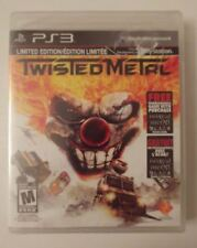 Twisted Metal - Limited Edition - PS3 - BRAND NEW