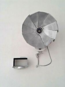 * Mlnolta Deluixe II Fan Flash & Bracket Clamp For Minolta-16P, 16EE, 16II, more