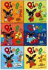 Bing As seen On TV CBeebies 6 Children story Books Collection Pack Set Bing:Yuck