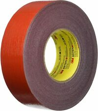 """3M Performance Plus Duct Tape 8979N Nuclear 2"""" x 60 yds Roll Red12.1 mil"""