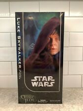 Star Wars Sideshow Collectibles 12 Inch Order Of The Jedi LUKE SKYWALKER NRFB