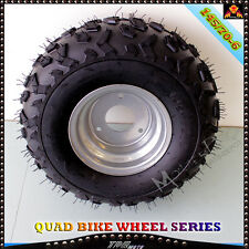 "4x 145/70- 6"" Inch Wheel Tyre Rim 50/70/90/110/125cc Quad Bike ATV Go Kart Mower"