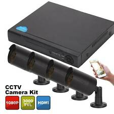 1080P Outdoor Home Outdoor Security Camera System CCTV 8CH 1080N AHD DVR 3000TVL