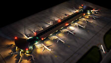 Gemini Jets 1:400 Scale DELUXE Airport Terminal GJARPTC IN STOCK