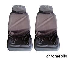 1+1 wasserfest Sitzbezüge Schutz für Opel Opel Corsa C D Astra G H J