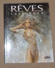 Rêves de Luis Royo - Artbook Soleil EO 1999