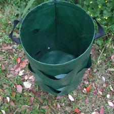 Garden Waste Bag Herb Strawberry Planter Grow Bag Garden Growbag Plant Pot