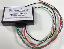 LÖT-VARIANTE: BMW E60 E84 E87 E90 CIC RETROFIT ADAPTER CAN FILTER AKTIVIERUNG