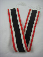 WWII WW2 German Original WAR MERIT CROSS Medal award badge w swords Ribbon KVK
