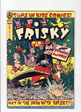 Frisky Fables No.43 :: 1950 ::  :: L.B. Cole Cover! ::  :: Diving Board Cover ::