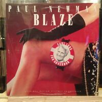 """{OST}~EXC LP~""""BLAZE""""~[Various Artists]~{Soundtrack]~[1990~A&M Issue]~"""
