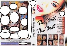 "DVD SEALED""THE BEST OF THE BEST""FEDERICA ZARRI-BAMBOLA-LA VENERE BIANCA-ECC..."
