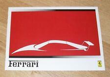 Ferrari Brochure 1990 F40 Testarossa Mondial t Cabriolet 348 TS TB UK Market