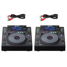 2 x GEMINI MDJ-900 USB MP3 lettore multimediale Software MIDI CONTROLLER 24bit Scheda Audio