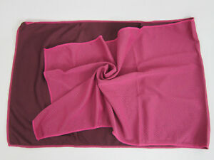 """Silky Soft Sports Cooling Towel Chilly Evaporative for Gym Travel 36""""x12"""""""