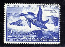 U.S. Stamp #Rw19 - Hunting Permit (Duck) Stamp - 1952 - Unused